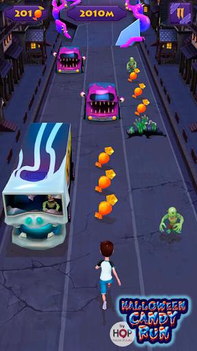 Halloween Candy Run  screenshots 2
