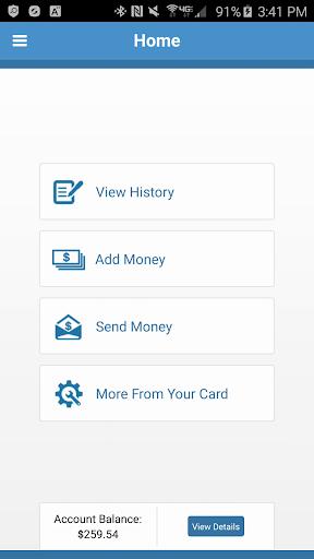 Exact Prepaid MasterCard® App (APK) scaricare gratis per Android/PC/Windows screenshot