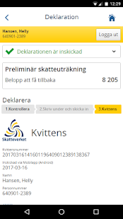 Skatteverket- screenshot thumbnail
