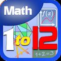 Mathexam shools:Math practices icon