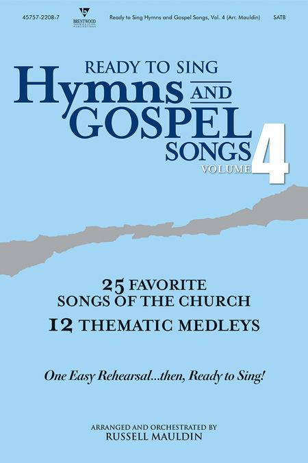 RTS Hymns and Gospel Songs Vol. 4
