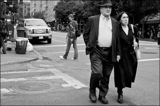 Photo: another shot from the photowalk with +Angel Figueroa in the background. #NYCphotowalkers  Upper West Side, NYC www.leannestaples.com
