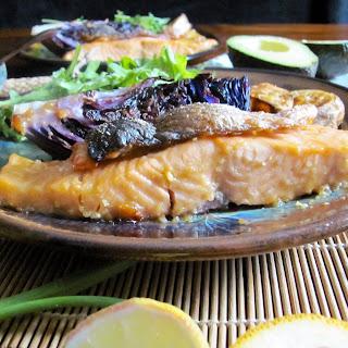 Miso Glazed Salmon Revelation