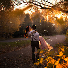 Wedding photographer Aleksandra Grabezhova (zaika). Photo of 04.11.2015