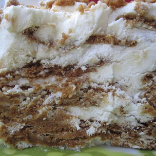 Triple Ginger Cookie Icebox Cake Recipe
