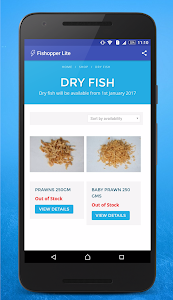 Fishopper Lite -Buy Fresh Fish screenshot 3