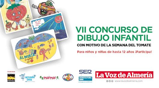 ¡Arranca el VII Concurso de Dibujo infantil en la Semana del Tomate 2021!