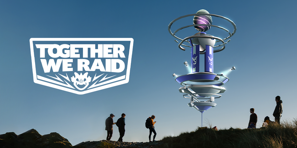 Together We Raid: A Summer of Updates in Celebration of Raid Battles