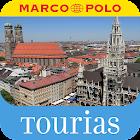 Munich Travel Guide - TOURIAS icon
