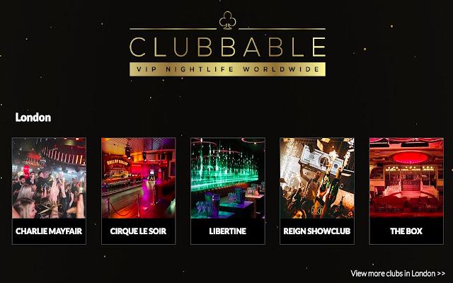 Clubbable
