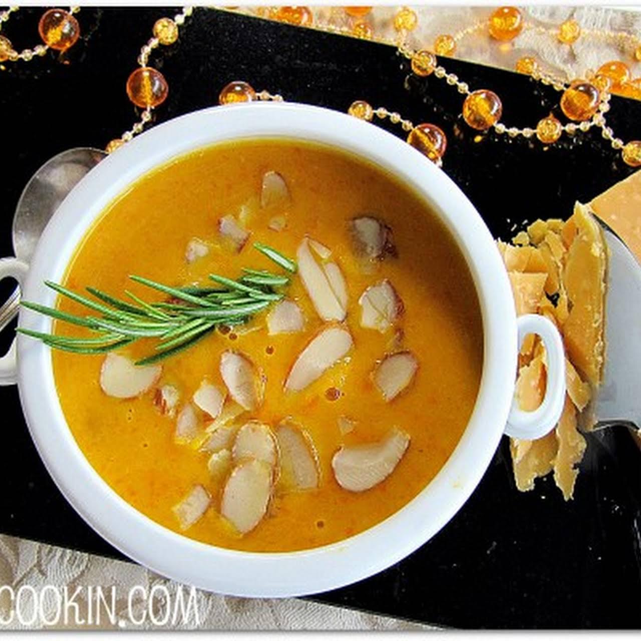 Queen's Day Pumpkin Soup