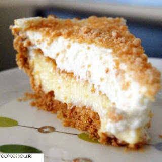 Peanut Butter Cream Pie Recipe