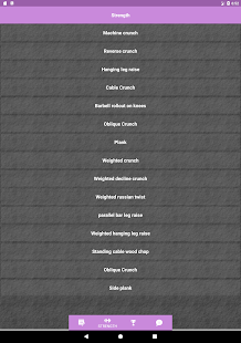 Fat burning abs workout for PC-Windows 7,8,10 and Mac apk screenshot 12
