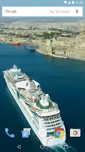 Grand Cruise live wallpaper - náhled