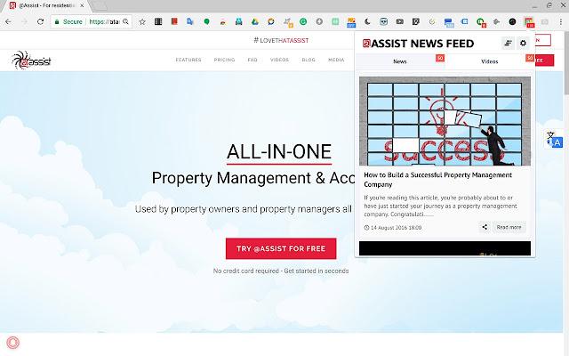 @Assist - News Feed