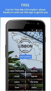 Lisbon Destination Hostel - náhled