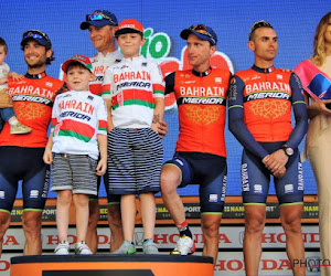 Bahrain-Merida is bijna klaar met selectie en stelt liefst 6 (!) renners voor