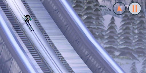 Fine Ski Jumping screenshots 5