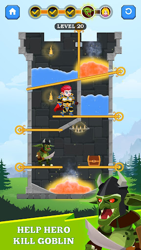 Hero Rescue  screenshots 2
