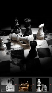 Chess Gyro 3D XL Parallax Live Wallpaper- screenshot thumbnail