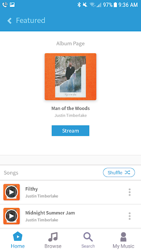 Freegal Music screenshots 2