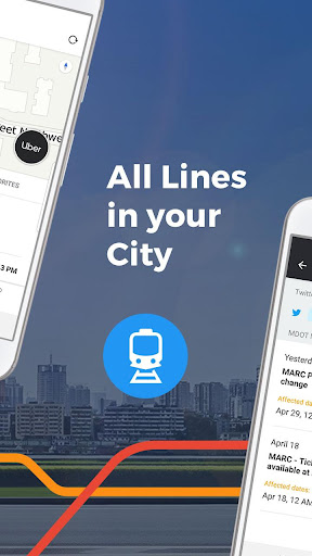 Moovit: Timing & Navigation for all Transit Types 5.49.1.450 screenshots 4