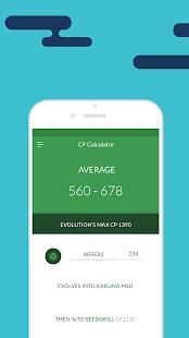 Evolution CP & IV Calculator - náhled