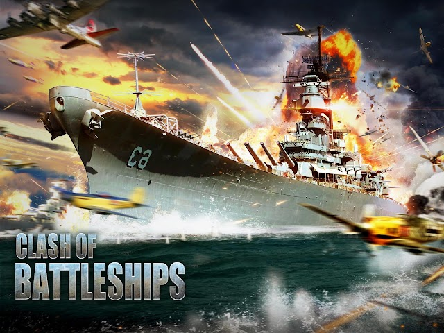 android Clash of Battleships Screenshot 10