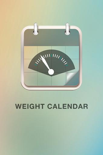 Weight Tracking Calendar Pro
