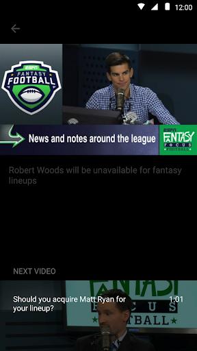 ESPN Fantasy Sports screenshot 4