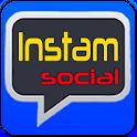 Instam Social icon