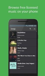 Free Mp3 Download screenshot 1