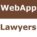 WebApp Admin - Lawyers icon