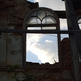 Window to the sky by Corina Chirila - City,  Street & Park  Historic Districts