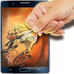 Tattoo maker photo editor android apps on google play for App for tattoos