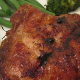 Grilled Five Spice Chicken