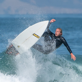 by Ed Mullins - Sports & Fitness Surfing ( imperial beach, surfing )