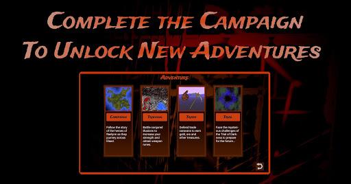 Legacy of Elaed: RPG (Free DEMO) screenshot 3