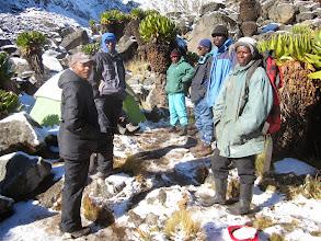 Photo: Staff at Kami Camp