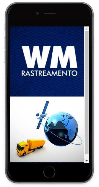 WM Rastreamento: captura de tela