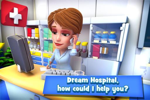 Dream Hospital - Health Care Manager Simulator 2.1.3 screenshots 1