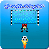 Soccer Goalkeeper wallpaper
