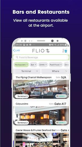 FLIO u2013 Your personal travel assistant 3.01.09 Screenshots 5