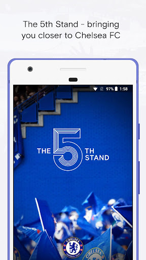 Chelsea FC - The 5th Stand Mobile App 1.7.0 screenshots 1