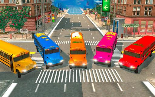 SMA Bus Driving 3D 1.2.9 screenshots 10