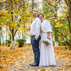 Wedding photographer Olga Borisova (olgaborisovva). Photo of 22.11.2016
