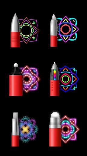 Doodle Master - Glow Art 1.0.24 screenshots 8