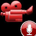Screen Recorder Audio Video icon