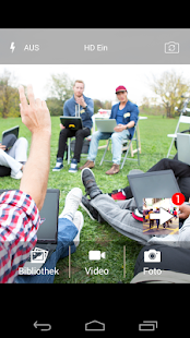 TechSmith Fuse Screenshot