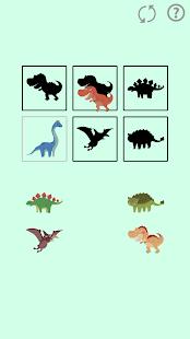 Download 恐竜パズル For PC Windows and Mac apk screenshot 3